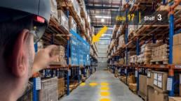 Papildytojo realybė logistikoje Prevence